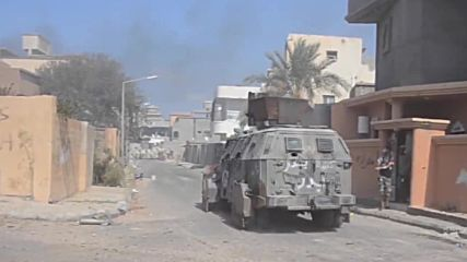 Libya: GNA forces make gains in liberating IS stronghold of Sirte