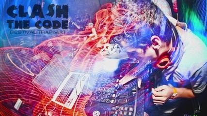 як dubstep ! Clash The Code (dj Pablo Festival Trap Mix) [full audio] [hd]