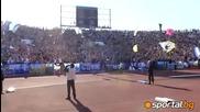 Сектор Б на дербито с цфка (20.10.2012)