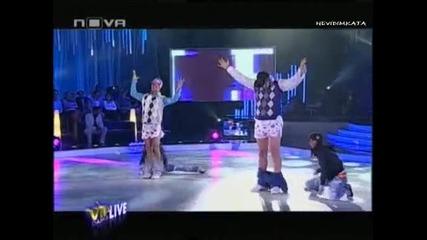 Vip Dance - Хип Хоп Танц с Николета Лозанова и Найден