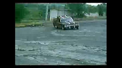 Пикапа - Хендбрейк Слайд