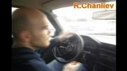 Alex Yazov On Board Bmw 320