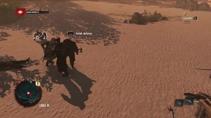 Assassin's Creed Black Flag - Първи геймплей от мен {720p}