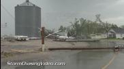Торнадо в Орик , Мисури 10.5.2014