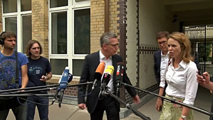 Germany: 'I hope Turkey handles these event with caution' says de Maiziere