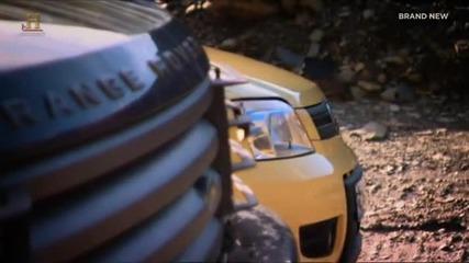 fiat panda cross vs land rover defender