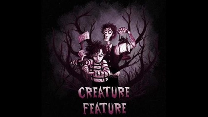 Creature Feature - Burried Alive