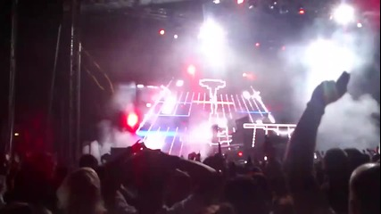 David Guetta Live Performance at Solar Summer Festival Nessebar 2012