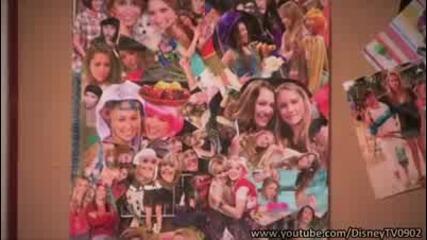 Trogvashtiq final na Hannah Montana forever (ne celiq)