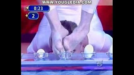 Яйца Се Местят С Крака