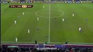 Андерлехт 0 - 0 Динамо (москва) ( 19/02/2015 ) ( лига европа )