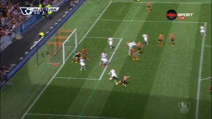 Хъл Сити (0-0) Манчестър Юнайтед | Премиър Лийг