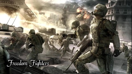 Two Steps From Hell - Freedom Fighters * Epic Music *