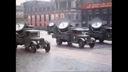 Парад на победата, Москва 1945 г.