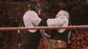 Get dangerously up-close and personal with Kane and Brock Lesnar during their brawl on Raw: WWE.com Exclusive, Jan. 4, 2