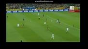 Мексико 1-2 Италия,купа на конфедерациите