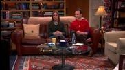 The Big Bang Theory - Season 7, Episode 4 | Теория за големия взрив - Сезон 7, Епизод 4