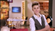 Behind the Scenes Look at Justin Bieber's Proactiv Commercial Shoot (official)