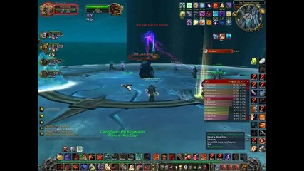 Have a nice day vs the Lich King 25n - dragonfire-bg
