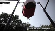 25. Street Fitness видео уроци от Hannibal for King - Задна везна