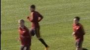 Даниеле де Роси е готов на 100% за мача срещу Манчестър Сити