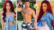 Червенокоса и секси: Новата фолк звезда Симона проговори за Галин