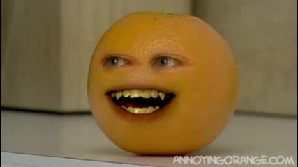 Annoying Orange - Страст на плодовете