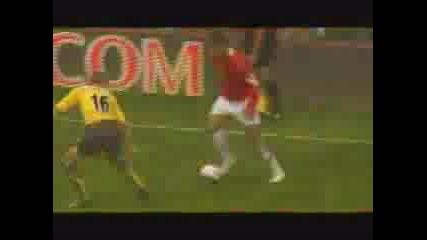 Cris Ronaldo Vs Henry