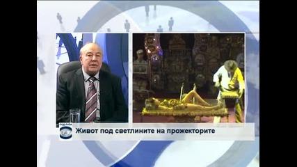 Александър Балкански за рисковете на цирковото изкуство