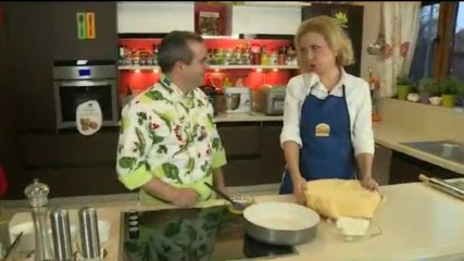 Кухнята на Звездев - Питка на Вързопчета и Фритата с тиквички