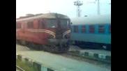 Otka4ane na 06 ot patni4eskia vlak Pv 30111 na gara Karlovo.3gp