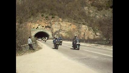 Откриване на мото сезон 2014 - Пловдив