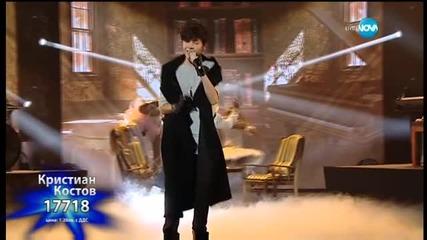 Кристиан Костов - X Factor Live (10.11.2015)