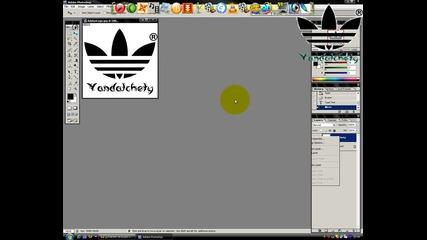 Как Да Си Направите Лого На Adidas *HQ*