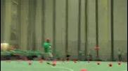 световен рекорд по народна топка 1200 човека