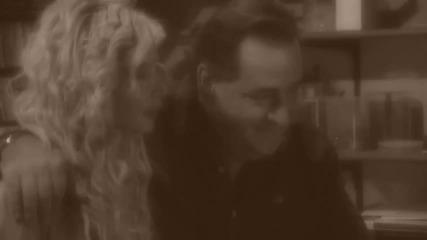 Vasilis Karras ft. Paola - Превод! - I Agapi Einai Thiella - ( Любовта е Буря )
