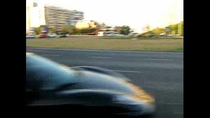 Екзотични автомобили по улиците на Бургас