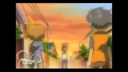 Digimon Season 3 Episode 6 1/2