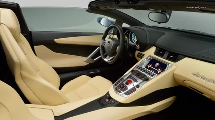 2014 Lamborghini Aventador Lp 700-4 Roadster