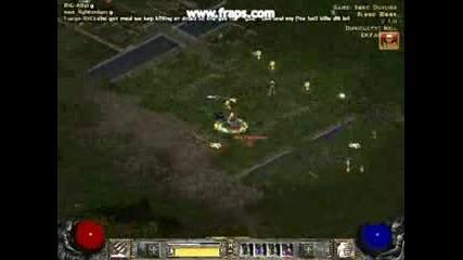 Diablo II Duel By Allen