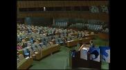 Кризата в Сирия е водеща тема по време на 67-ата Генерална асамблея на ООН