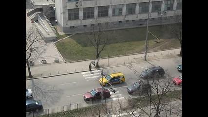 27.03 Протест срещу високите цени на горивата град Добрич