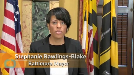 Baltimore Mayor Fires Police Commissioner