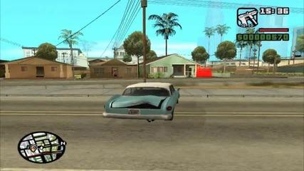 Gta San Andreas: Епизод 3 - Емет