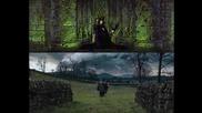 Господарка на злото Прилики между анимацията и филма