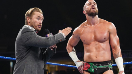 Drake Maverick snaps on Mike Kanellis: WWE 205 Live, July 16, 2019