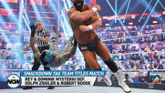 Full WrestleMania Backlash 2021 results: WWE Now