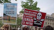 France: Parisians rally against Monsanto
