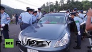 Japan: Protesters & police scuffle as return to nuclear power looms
