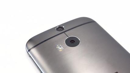 Видео Ревю на HTC One (M8) – стил, лукс, класа и иновативност